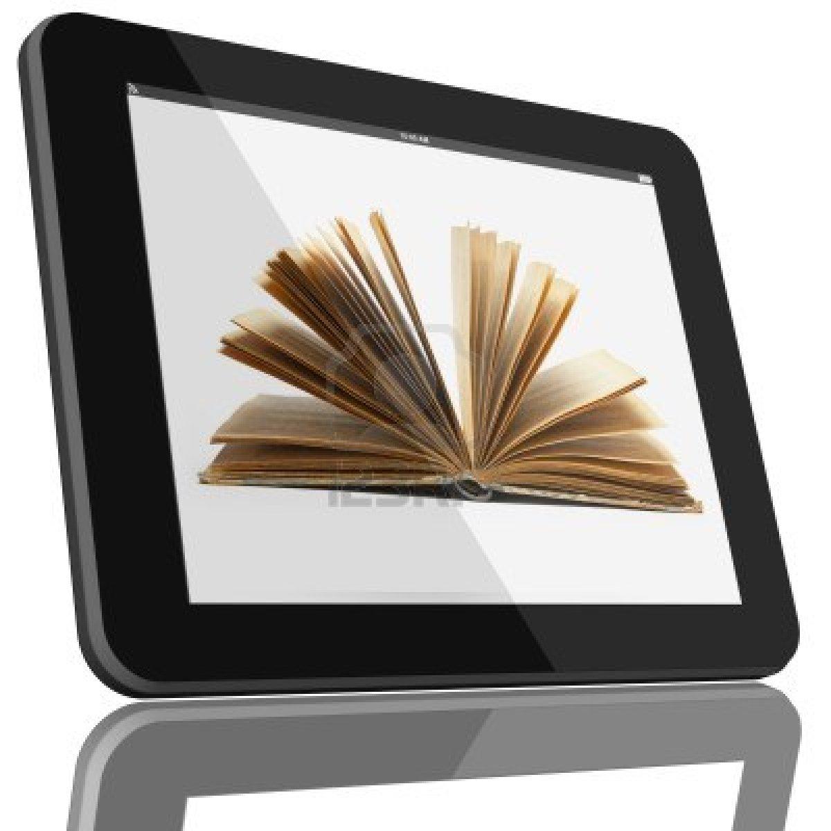 Libro su Tablet
