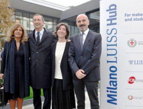 Milano investe sulla manifattura digitale: ecco il Luiss Hub
