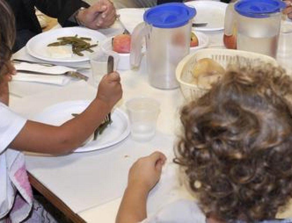 Scuola e alimentazione, progetto alunni