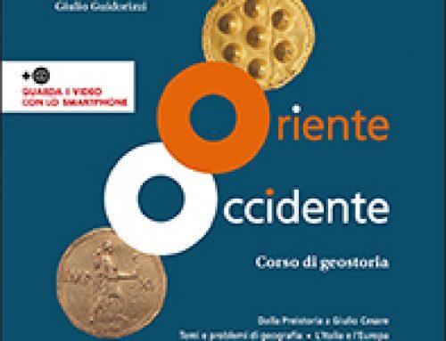 ORIENTE OCCIDENTE Eva Cantarella, Giulio Guidorizzi
