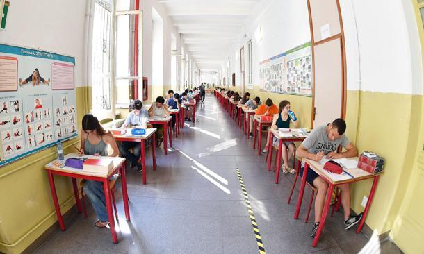 Maturità in arrivo per 509mila studenti italiani