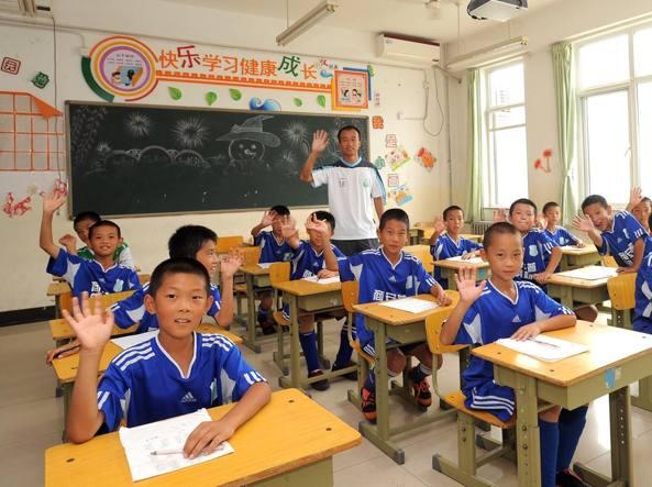 Cina: «Via Peppa Pig e gli altri stranieri» dai libri scolastici
