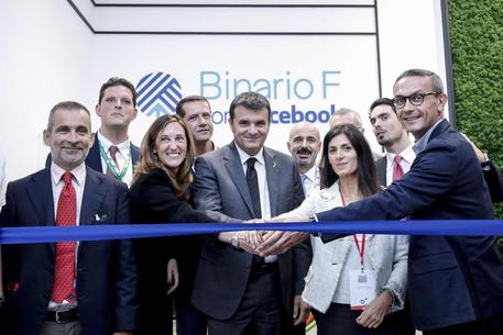 Facebook apre a Roma laboratorio di competenze digitali