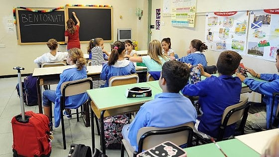 Scuola, anticipate le date per le iscrizioni: al via da metà gennaio