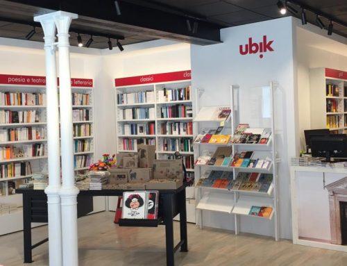 Ubik sfida Amazon e riapre le librerie di paese