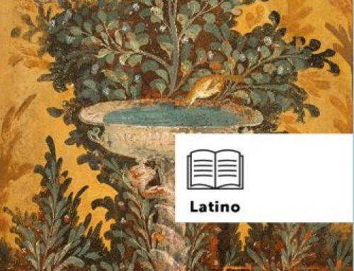 Webinar – Che cos'è la certificazione linguistica del latino?