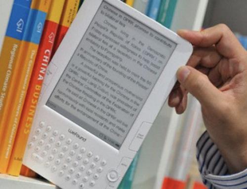 In Italia flop degli e-book: per gli editori valgono meno del 10% del fatturato