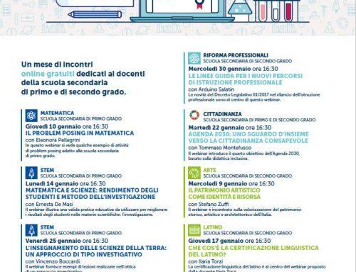 Scopri tutti gli appuntamenti dei Webinar Rizzoli