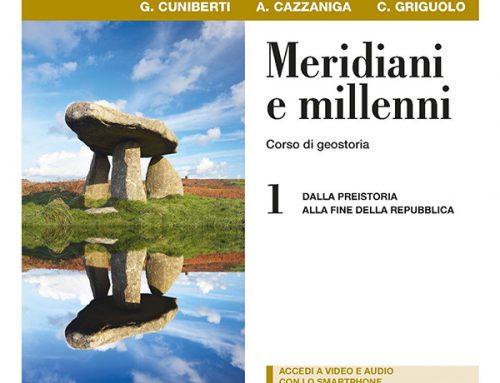 Novità 2019 – Meridiani e millenni – di Andrea Cazzaniga, Gianluca Cuniberti, Carlo Griguolo