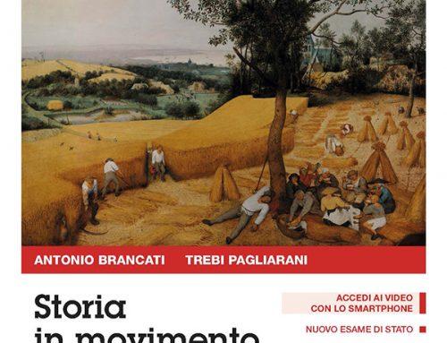 Novità – Storia in movimento – di Antonio Brancati, Trebi Pagliarini