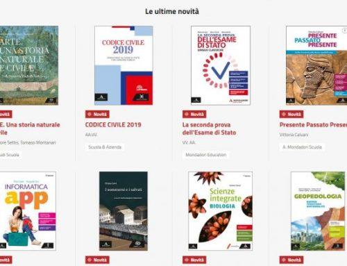 Le Novità Mondadori Education 2019 per la Secondaria 2° grado