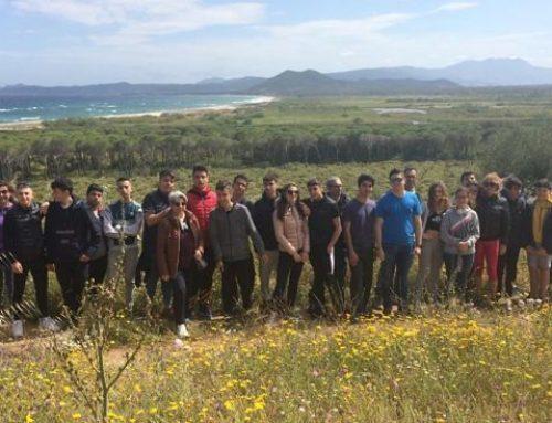 """Gli studenti del """"Buccari-Marconi"""" di Cagliari alla scoperta del parco geominerario"""