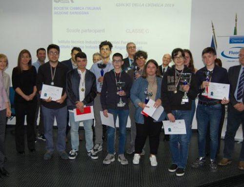 Giochi della Chimica, ecco tutti i nomi dei ragazzi premiati oggi all'Università di Cagliari